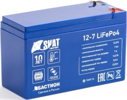 Skat i-Battery 12-7 LiFePo4 - Li-Ion аккумулятор